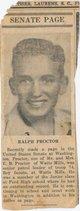 Ralph E. Proctor