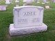 Profile photo:  Aaron E Ader