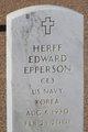 Rev Herff Edward Epperson
