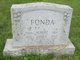 Profile photo:  Albert Frederick Fonda