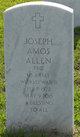 Joseph Amos Allen