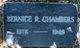 Bernice Rae <I>Dunlap</I> Chambers