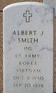 Profile photo:  Albert J Smith