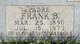 "Profile photo:  Francisco Barrera ""Frank"" Canales"