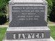 Hannah <I>Smith</I> Sawyer