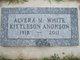 Alvera Margaret Kittleson <I>White</I> Anonson