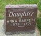 Anna Barrett