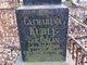 Catharina <I>Dalin</I> Kubly
