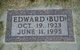 "Profile photo:  Edward T ""Bud"" Bartle, Jr"