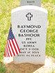 Profile photo:  Raymond George Bashoor