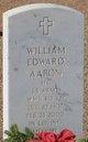 Profile photo:  William Edward Aaron