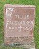 Tillie Alexander
