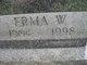 Erma Arvena <I>Wolfer</I> Preston