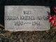 Frieda <I>Kriebel</I> Adams