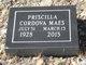Priscilla <I>Cordova</I> Maes