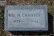 William Harson Chambers