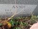 Annie <I>Straten</I> Dulock