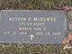Profile photo:  Austin E McElwee