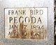 Profile photo:  Frank Bird Pegoda