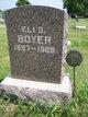 Eli Orvell Boyer
