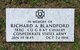 Maj Richard A Blandford