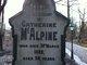 Catherine McAlpine
