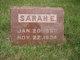"Sarah Elizabeth ""Lizzie"" <I>McEntire</I> Blackmer"