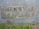 Henry J Chamberlain