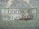 Golda <I>Farnsworth</I> Luzer