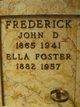 Profile photo:  John David Frederick