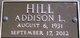 Addison Leavens Hill