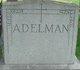 Profile photo:  Adelman