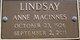 Anne Macinnes Lindsay