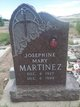 Josephine Mary Martinez