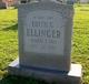 Edith Rebecca <I>Gaines</I> Ellinger