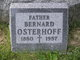 Profile photo:  Bernard Osterhoff