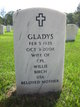 Profile photo:  Gladys Birch