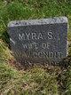 Myra Susan <I>Kiner</I> Condit
