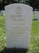 Profile photo:  Henry E Kelder