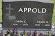 Carol R <I>Kloha</I> Appold