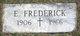 E. Frederick Murphy