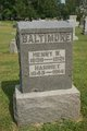 Profile photo:  Harriet <I>Knapp</I> Baltimore