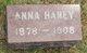 Profile photo:  Anna <I>Murphy</I> Haney