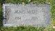 Profile photo:  Agnes (Magee) McGee