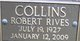 Robert Rives Collins