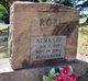 """Profile photo:  Alma L """"Lee"""" <I>Green</I> Rosi"""