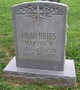 Marvin V. Humphries