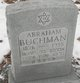 Profile photo:  Abraham Buchman