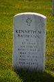 Profile photo: Sgt Kenneth W. Baumann