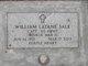 William Latane Sale
